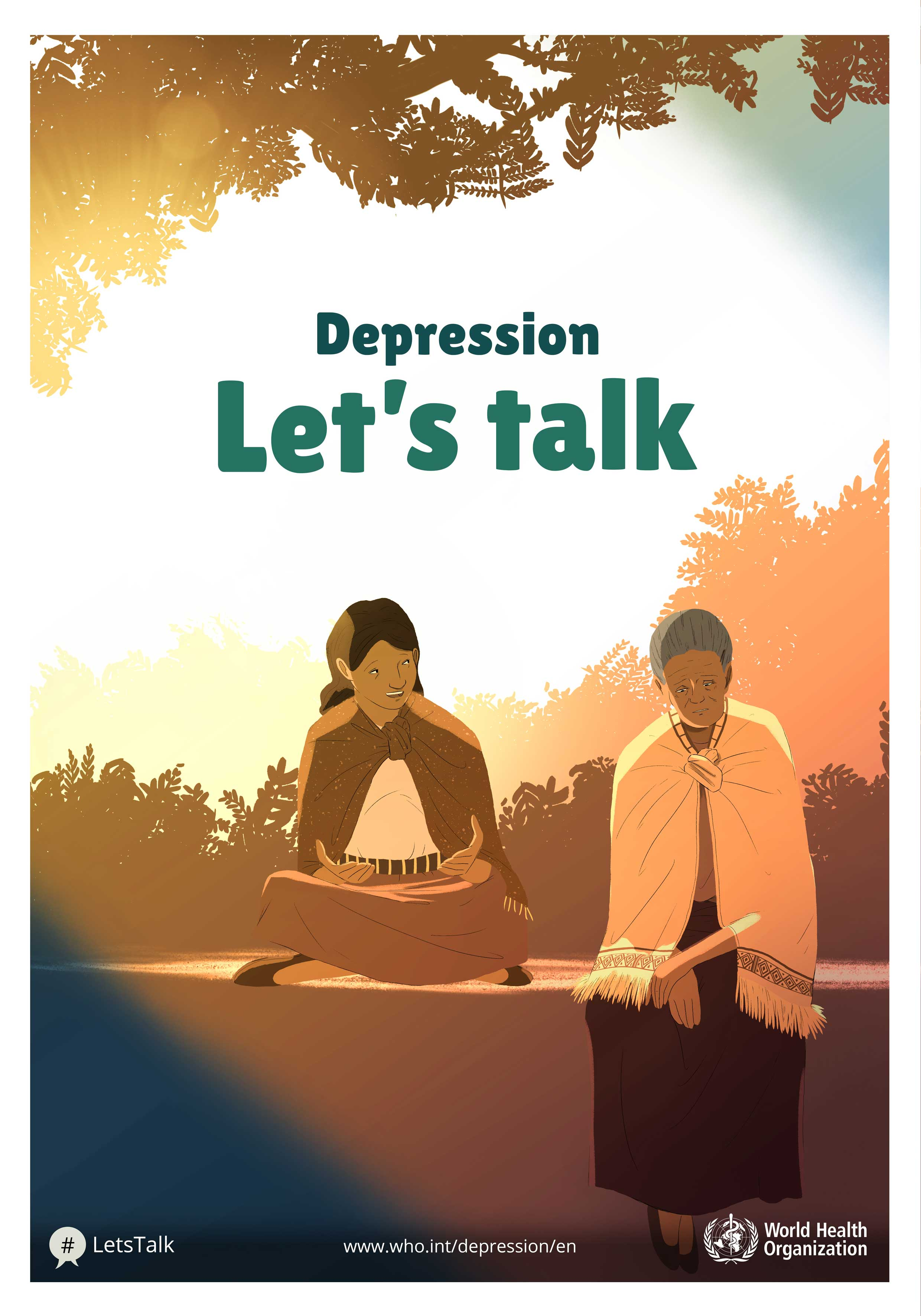 world health day let s talk about depression   herbalife